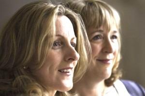 Fredericka Sheppard & Joyce Rigby-Jones